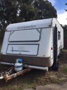 Caravan Windsor Statesman Royale MK11 22ft 1994 Lesmurdie Kalamunda Area Preview