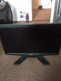 """ACER X193HQ 19"""" MONITOR"""