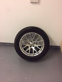 """18"""" Winter wheels to fit X5 / X4 / X3 and others"""