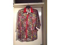Elegant Indian Shirt (3/4 sleeve) Size 10/12 **BRAND NEW
