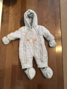 f9cf3aeca One Piece Snowsuit 12 Months | Buy New & Used Goods Near You! Find ...