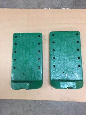 Fender Brckets For John Deere 530 630 And 730 Tractors
