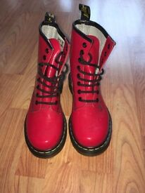 Selling my size 3 Dr Matrins, in brilliant condition worn once.
