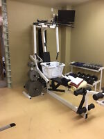 profession quality weight lifting machines