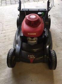 Lawnmower HONDA HRX 537