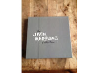 The Jack Kerouac Collection 3-CD box set wi 32-p booklet Rhino Records. Essential Beat Generation