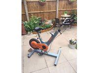 Professional ex gym spin bike.