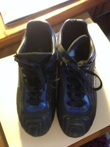 Child Spalding Soccer Cleats