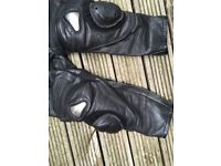 Motorcycle Leather Trousers 34 J&S