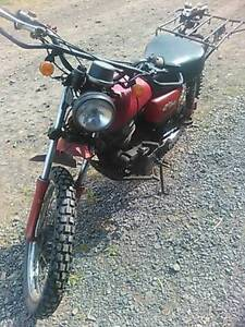87 Honda 200 Ag Bike Jimboomba Logan Area Preview