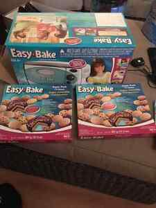 Easy Bake Oven and Cake / Brownie Mixes