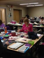 Scrapbooking Crop Day Wellness Institute-Mar. 4 a few spots left