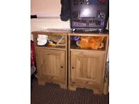 Bedside Tables - side tables x 4