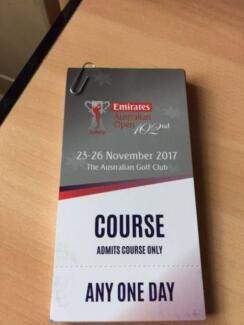 Emirates Australian Open Tickets