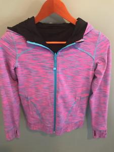 Youth Pink Iviva jacket