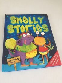 Smelly stories book