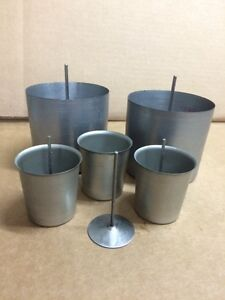 15hour Votive mold and wick pins London Ontario image 1
