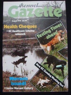 Kennel Club Vintage Kennel Gazette Pedigree Show Dog Magazine Griffon Bruxellois