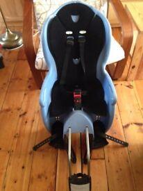 Hamax child bike seat - Model Kiss