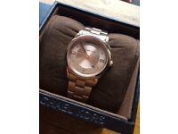 Woman's Michael Kors Rose Gold Watch