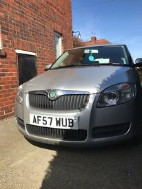 SKODA FABIA 07 - FSH / 2 OWNERS FROM NEW / GREAT CONDITION / MOT 2018