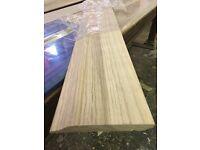 Solid Oak Skirting Board 120mm