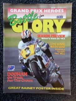 Motorcycle Racing: Grand Prix Heroes Battle for Glory 1992