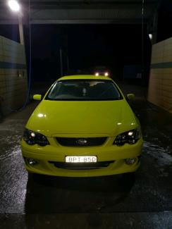 2003 ford xr6