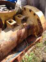 Parts For 525 Grapple Skidder