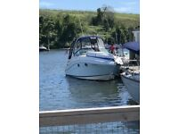 2009 Four Winns V278, Excellent Condition, Loaded, Low Hours