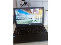 Fast Acer ES1-512 Laptop with charger & carry-case. Window's 8