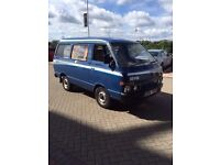 NISSAN VENTTE DEVON CAMPER 2 BIRTH, 2.0 LITRE DEISEL, IT HAS BEEN WELL CARED FOR, DELIVERY AVAILABLE