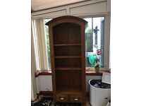 Living Room Display Cabinet-Excellent all round condition