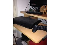 PS3 console with over 20 games