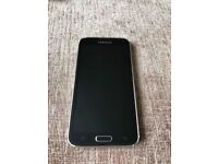 Samsung galaxy s5 factory unlocked in blue colour like brand newbargain £140