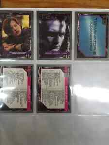 Terminator Two trading cards West Island Greater Montréal image 7