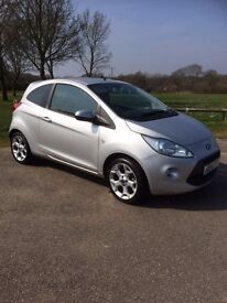 2016 Ford KA 1.2 Zetec 3dr **As NEW ** 2000 miles** 3yr Manufacturers Warranty