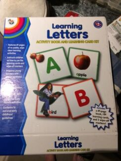 Children's Education Tool - Learning Letters
