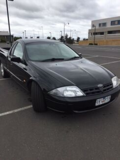 2001 AU FORD FALCON UTE