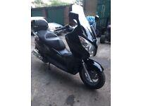 Honda S Wing 125 2014 1 Onwer £1900