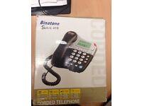Binatone Corded-Desk-Telephone-Single-Black-RRP-14-99