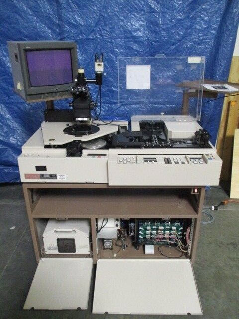 PWS P5MS, Pacific Western Systems Wafer Prober Assy, Probe II, 20, Controller