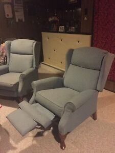 Matching Reclining Chairs