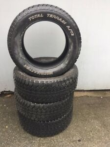 Winter Tires for P/U