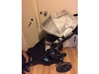 Versatile and efficient Baby Jogger City Select Pram