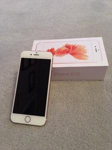 Apple iPhone 6S 128 GB Rose Gold