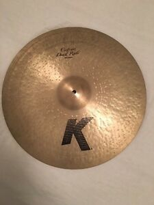 "Zildjian K Custom 20"" Dark Ride Cymbal Maroochydore Maroochydore Area Preview"