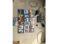 Playstation 2 and 20 Games