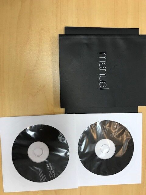 Manual, Getting Started CD & Application CD for HTC Touch Dual