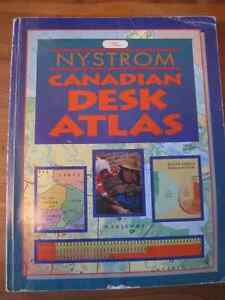 CANADIAN  DESK  ATLAS